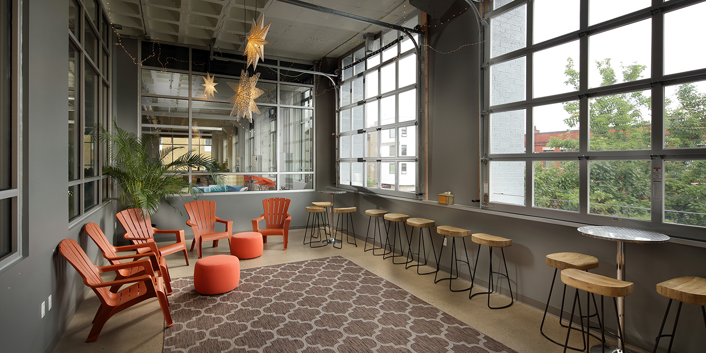 Duolingo Offices And Expansion Mbm Contracting
