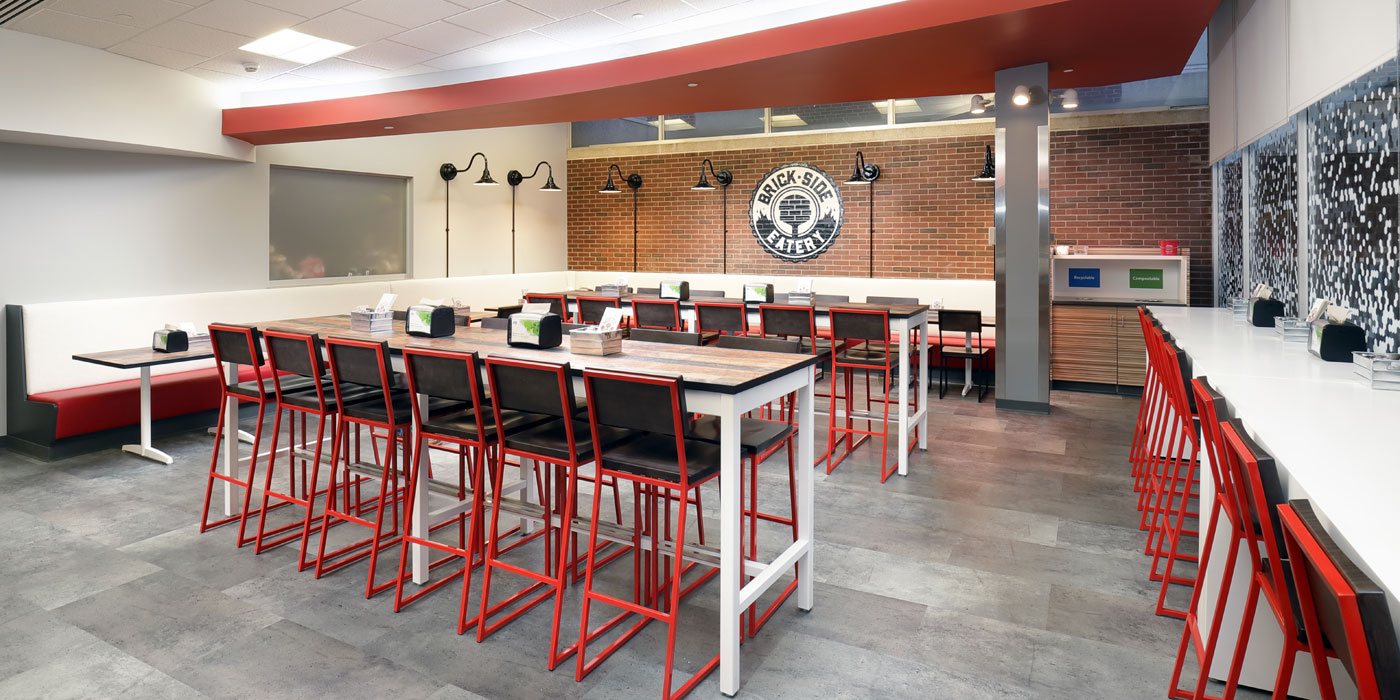 UPMC Montefiore Brickside Eatery | MBM Contracting